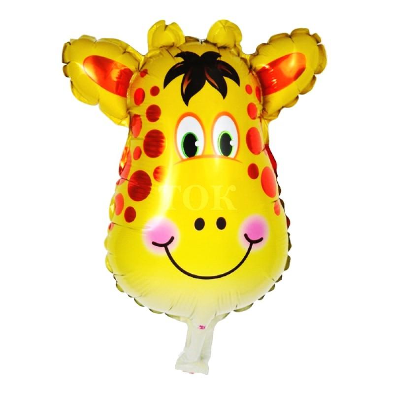 Жираф для палочки