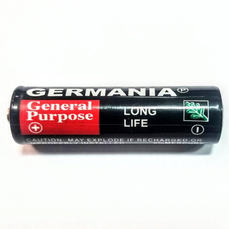 Батарейка пальчиковая Germania AA R-06