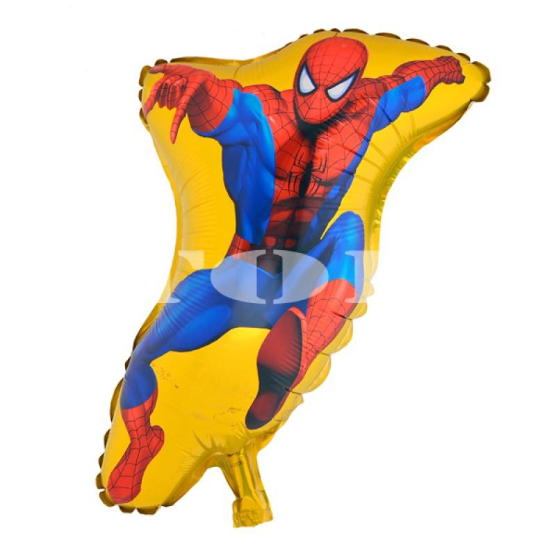 Человек паук Полу-Фигура  Фольга