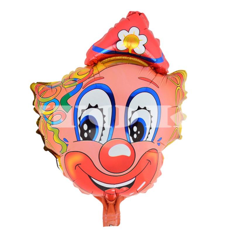 """""""Голова клоуна""""  Фигура Фольга"""