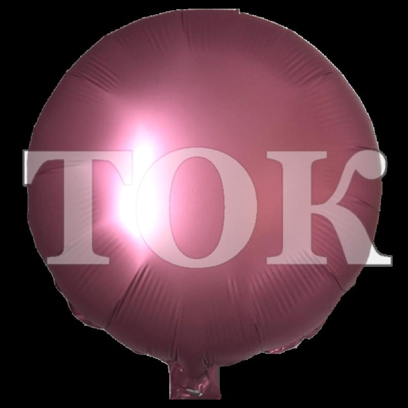 Однотонный перламутр Таблетка Фольга лиловый
