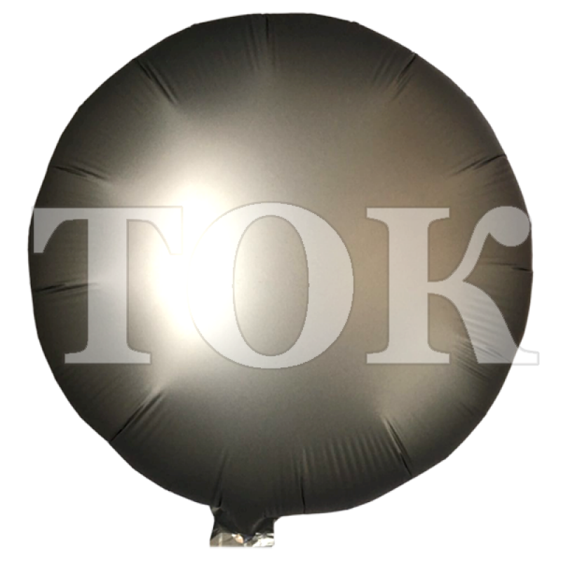 Однотонный перламутр Таблетка Фольга графит