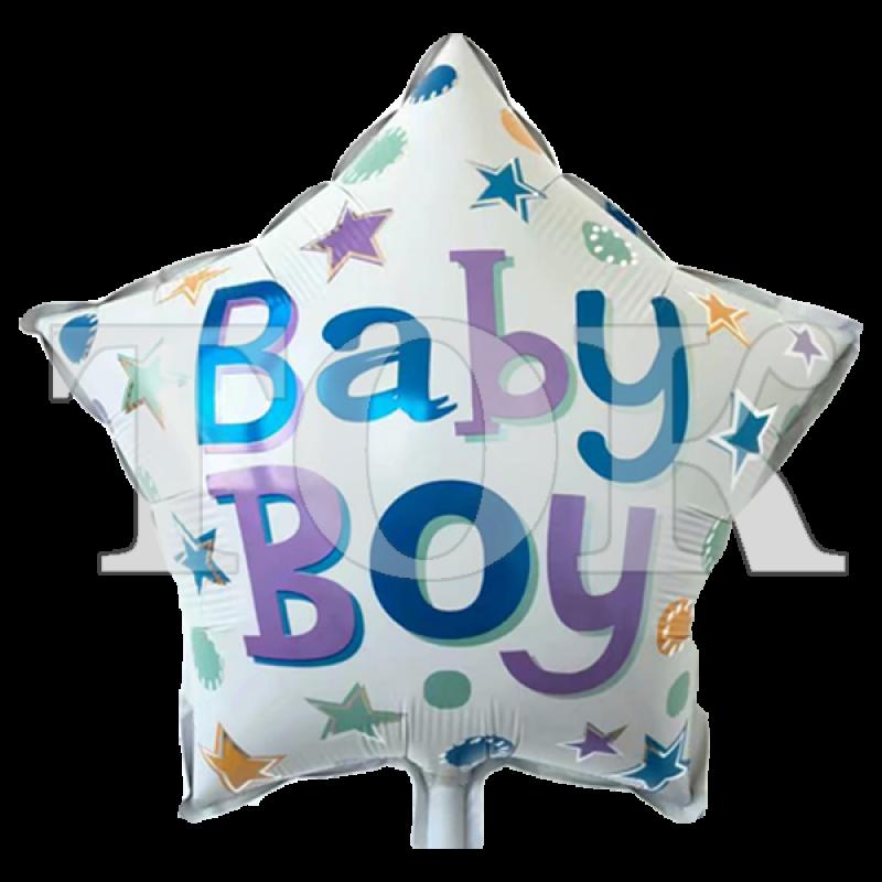Звезда Baby Boy