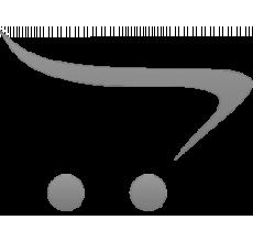 Шар ходячий бульдог черно-белый